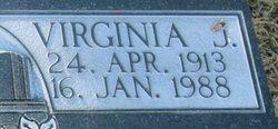 """Virginia """"Jean"""" <I>Heninger</I> Rolfson"""