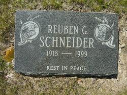 Reuben Gordon Schneider