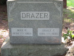 Grace F. <I>Shurte</I> Drazer
