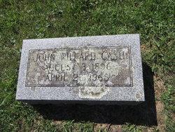 "John Willard ""Dick"" Cash"