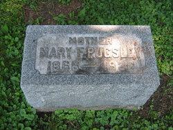 Mary Pugsley