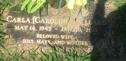 """Carla """"Caroline"""" <I>Heater</I> Ballard"""