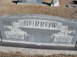 Donnie F <I>Wardlaw</I> Burrow