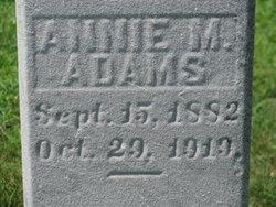 Annie Maria Adams