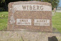 Emily C. <I>Olson</I> Wiberg