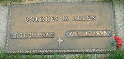 Dolores M. <I>Skinner</I> Allen