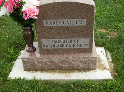 Nancy Gail <I>Locey</I> Lee