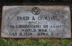 Fred A. Curtis