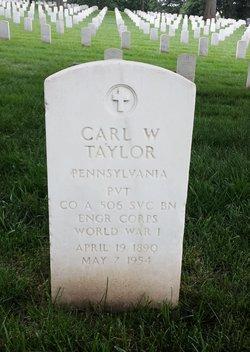 Carl W Taylor