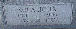 Sola John Beach