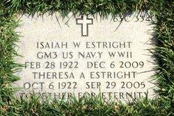 """Isaiah William """"Ike"""" Estright"""