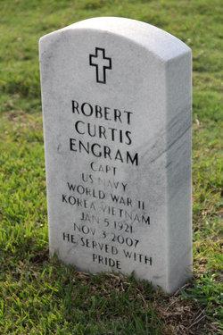 CPT Robert Curtis Engram