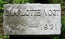 Charlotte <I>Drueke</I> Vogt