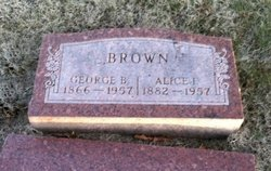 Alice I. Brown