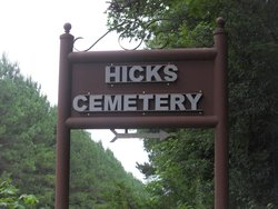 Spikes-Hicks Cemetery
