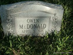 Owen McDonald