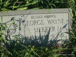George Wayne Meeker