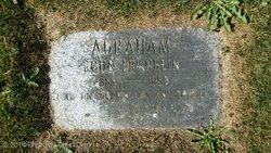 "John Franklin ""Jack"" Abraham"
