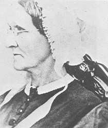 Maria A <I>Ward</I> Custer