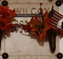 "Robert Franklin ""Bob"" Wilcox"