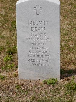 Melvin Dean Davis