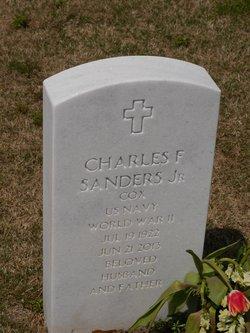 Charles F Sanders, Jr