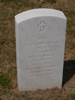 Max Fleischmann, Jr
