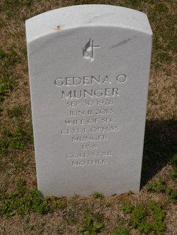 Gedena O Munger