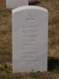 Randy Eugene Sayers