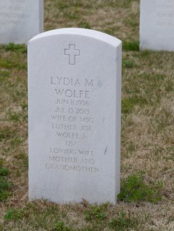 Lydia M Wolfe