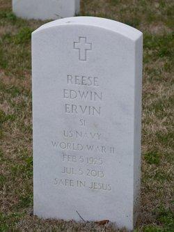 Reese Edwin Ervin