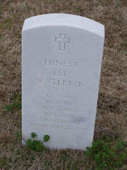 Ernest Lee Watley, Jr