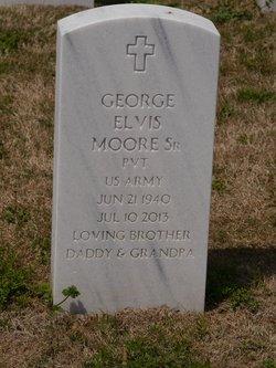 George Elvis Moore, Sr