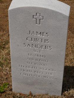 James Curtis Sanders