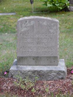 Fred Lincoln Mudgett