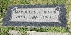 Maybelle Yevette <I>Peyton</I> Olson