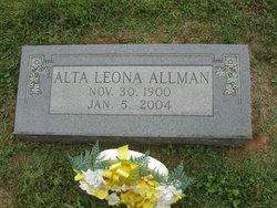 Alta Leona Allman