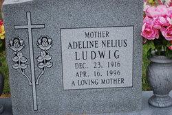 Adeline <I>Nelius</I> Ludwig