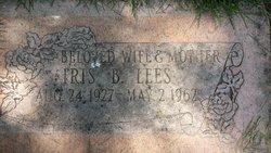 Iris Belle <I>Colton</I> Lees
