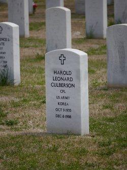 Harold Leonard Culberson
