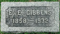 Everett E Gibbens