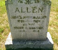 James Andrew Allen, Sr