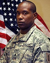 """Sgt Nicanor """"Nick"""" Amper, IV"""
