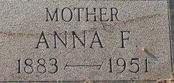 Anna Florence <I>Long</I> Crockett
