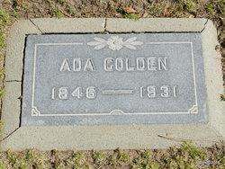 Ada Tracy Colden