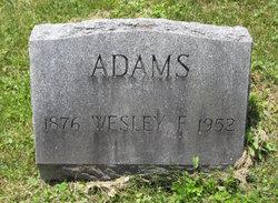 Wesley Freeman Adams