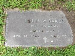 Louis W. Baker
