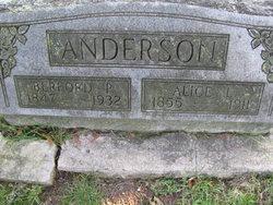 Alice Thompson Anderson