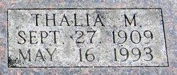 Thalia M. <I>Friend</I> Mintken