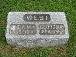 Ida May <I>Thurber</I> West